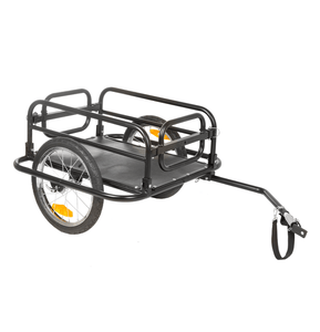 M-WAVE Fold luggage bicycle trailer