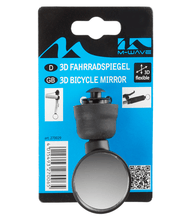 M-WAVE Spy Micro bicycle mirror