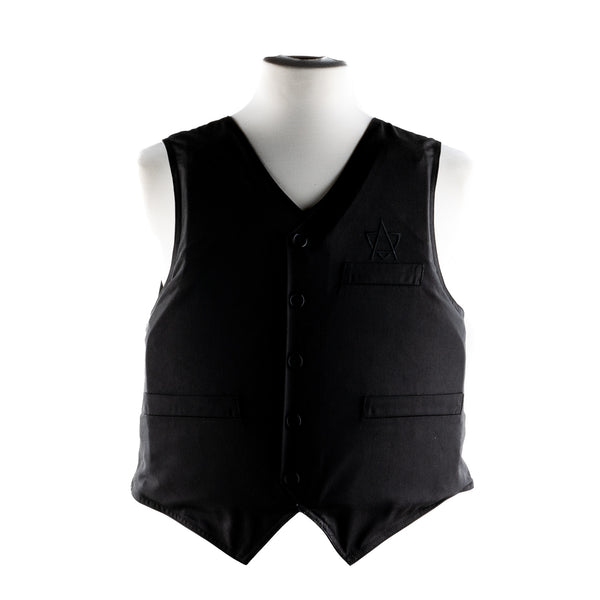 Formal Concealed Vest with Soft Armor Insert