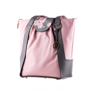 Concealed Carry Ballistic Armor Shopping Bags in Pink