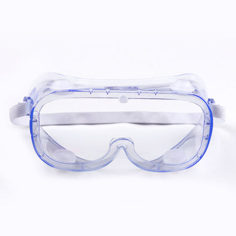Anti-Fog Eye Goggles Made From PP with 2mm Lens MOQ 9,000 Pieces