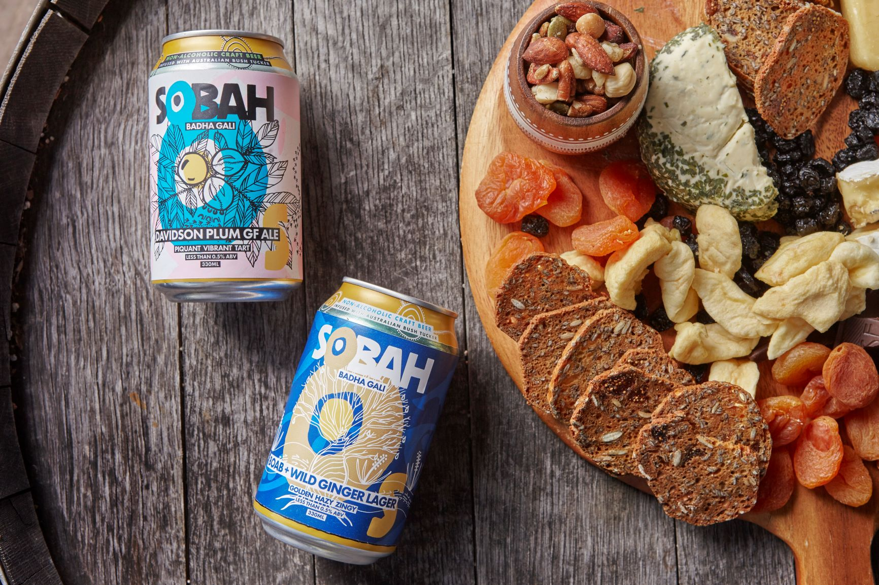 Sobah Non-Alcoholic Craft Beer special release limited edition