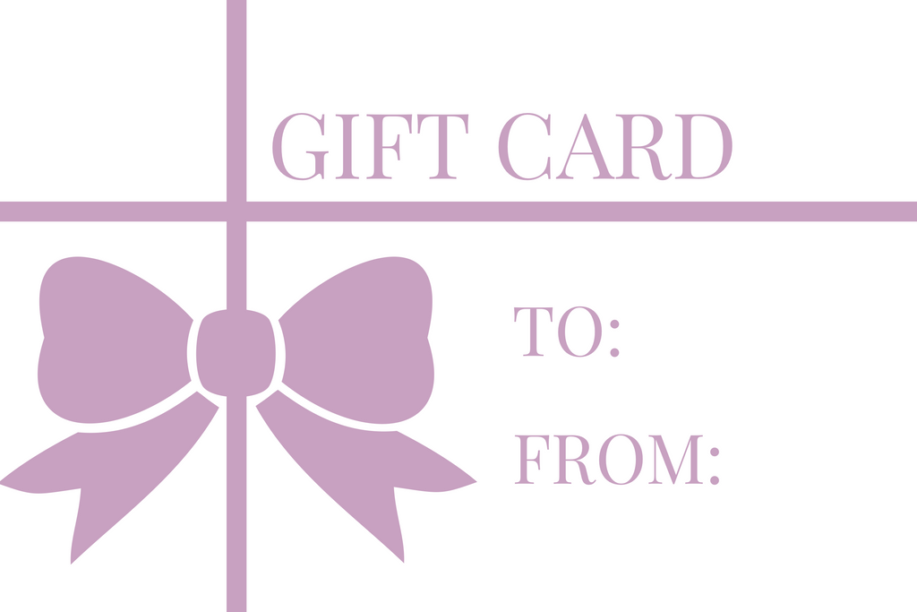 X Gift Card