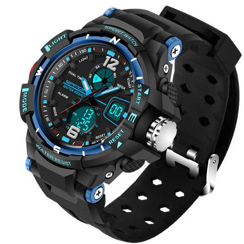 Sports Watch Waterproof 30M