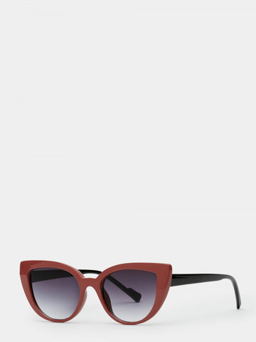 Pansy Terracotta Sunglasses