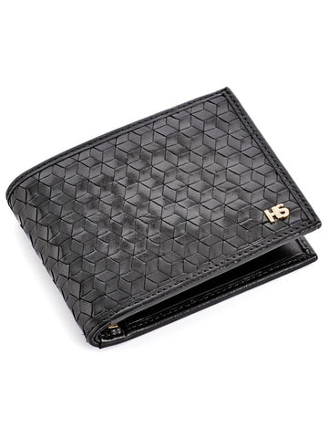 Diamond Weave Coin Wallet