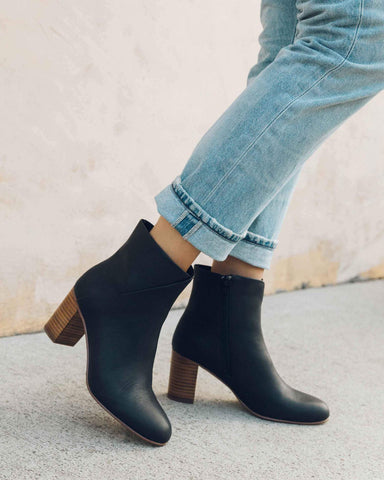 An Ankle Boot To Anchor Your Wardrobe