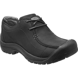 KEEN, PORTSMOUTH II, MENS OILED NUBUCK LEATHER, BLACK