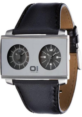 01 THE ONE AN05MIR01S1 DUAL TIME ZONE