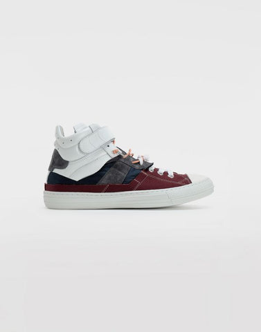 Evolution high-top sneakers