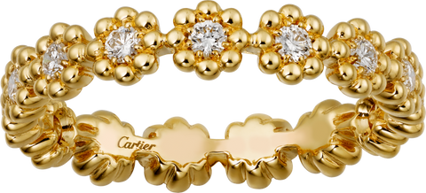 CACTUS DE CARTIER WEDDING BAND