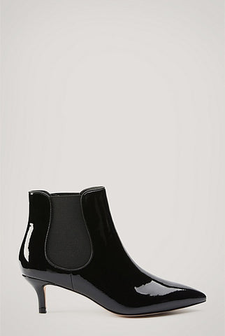 Eleanor Patent Boot
