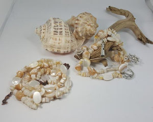 Sea Shell Adjustable Bracelets