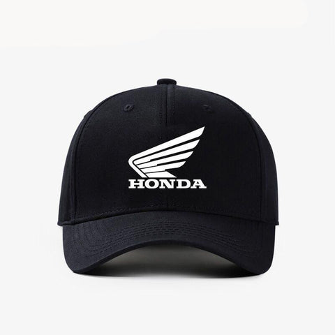 Honda motorcycle baseball caps snapback racing hats