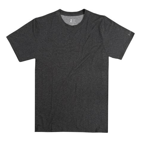 2UNDR Crew Neck Men's T-Shirt Charcoal