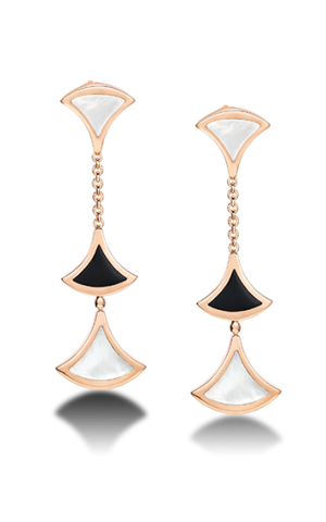 BVLGARI DIVA EARRINGS 350260 OR857051