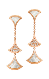 BVLGARI DIVA EARRINGS OR857504