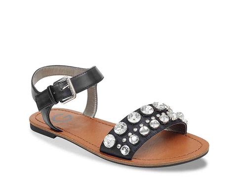 G BY GUESS HALLZ FLAT SANDAL