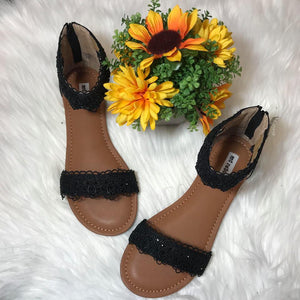 Not Rated Lace Shala Sandals