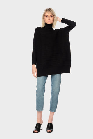 IZZY TURTLENECK SWEATER
