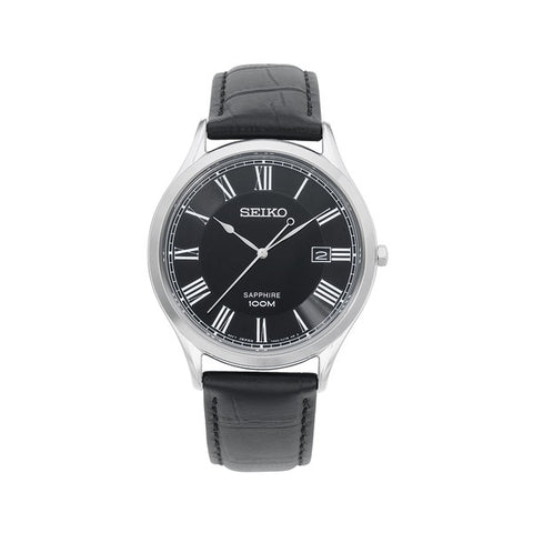 Seiko Men's Silver Tone Watch (Model: SGEG99P)