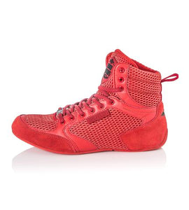 TITAN II GYM SHOE - DIABLO RED