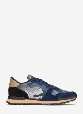Rockstud Runner In Blue