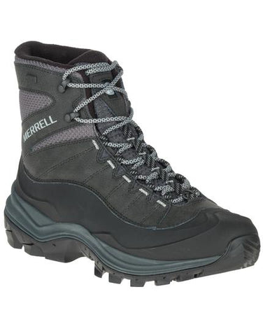 MENS THERMO CHILL 6 SHELL WTPF BOOT - BLACK