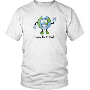 Happy Earth Day Unisex Shirt