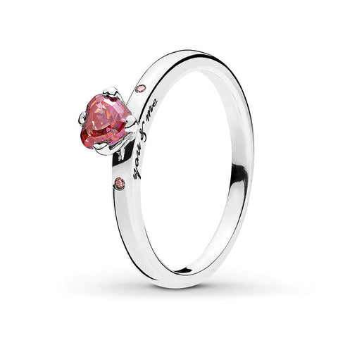 PANDORA Ring You & Me Sterling Silver