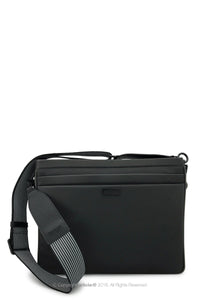 article: #160 Bag Messenger Men - Noir