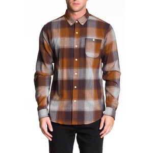Holden Shirt - Brown