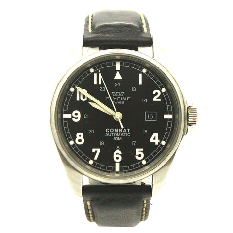 GLYCINE COMBAT AUTOMATIC WATCH