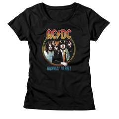 ACDC - HIGHWAY TO HELL WOMEN'S T-SHIRT