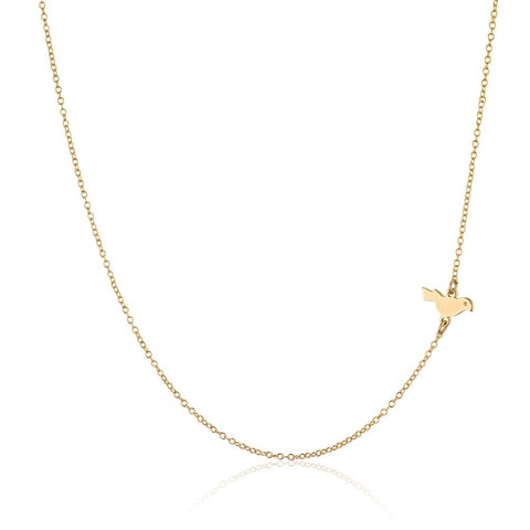 Adorable Bird Necklace