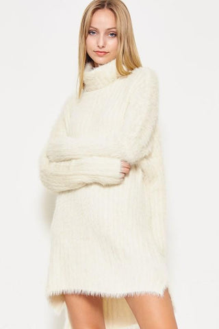 ANNALISE SWEATER DRESS