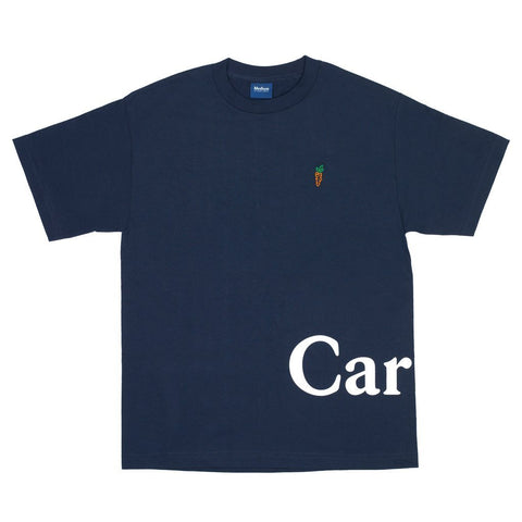 Carrot Logo Wordmark Tee