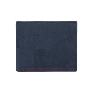 GALE MEN'S SLIMFOLD WALLET - BLUE