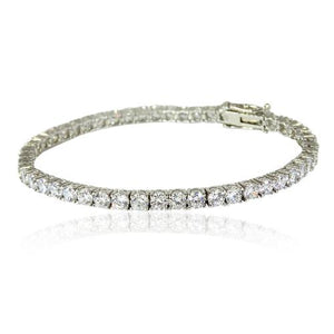 The Classic 3.5mm Tennis Bracelet