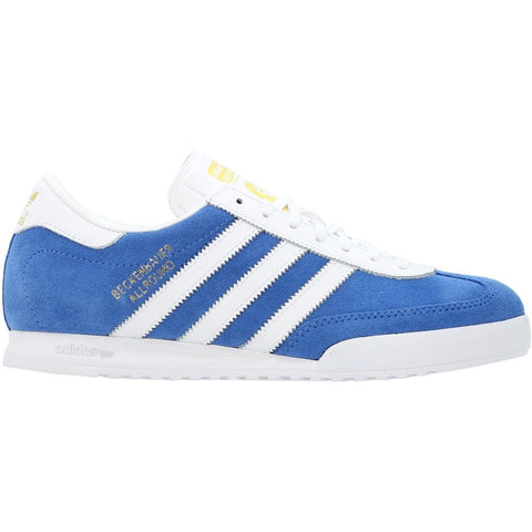 ADIDAS ORIGINALS BECKENBAUER TRAINERS - BLUE