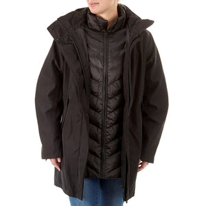 Hooded 3-in-1 Microtech Systems Jacket