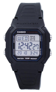 CASIO DIGITAL CLASSIC ILLUMINATOR W-800H-1AVDF W-800H-1AV MEN'S WATCH