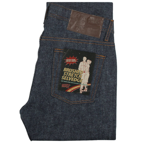 BRUSHED STRETCH SELVEDGE