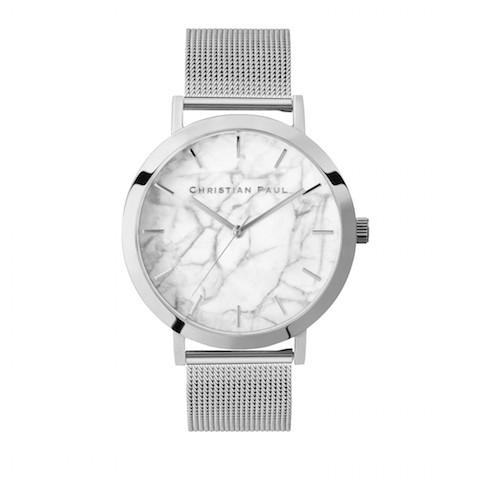 Hayman Marble Mesh 43mm by Christian Paul Watches