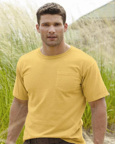 COMFORT COLOR 6030 POCKET T-SHIRT