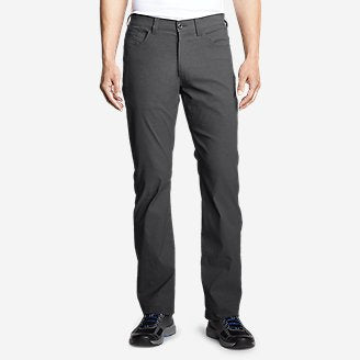 Horizon Guide Five-Pocket Jeans - Straight Fit
