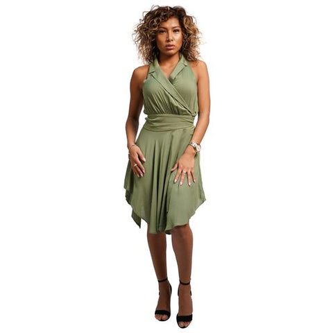 EVERGREEN DRESS