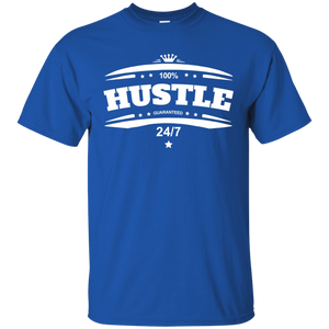 """HUSTLE 24/7"" PREMIUM T-SHIRT"