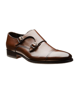 TO BOOT NEW YORK Cap Toe Double Monkstraps