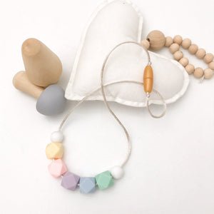 GRACIE Mini Me Silicone Necklace (3yrs plus)